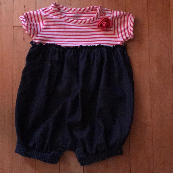 bace3ea371c9 4th of JULY 🎇 Romper. Red